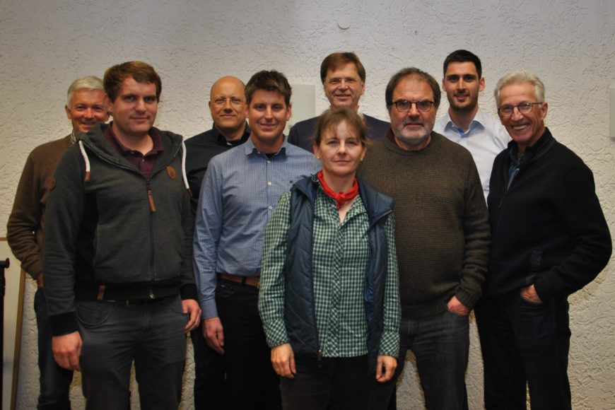 Vorstand SG-Bensheim