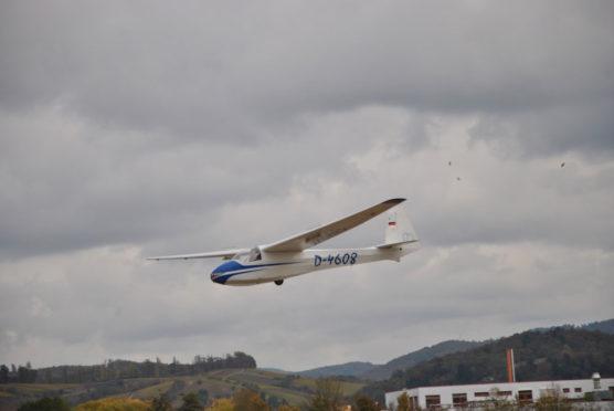 Flugbetrieb Ka8