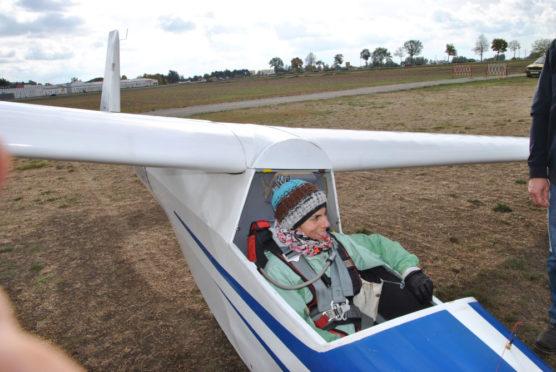 Flugbetrieb Ka8 Judit