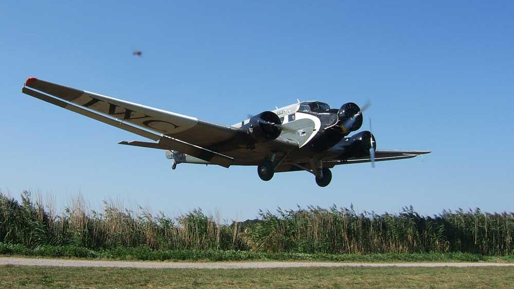 Flugtag Bensheim JU52