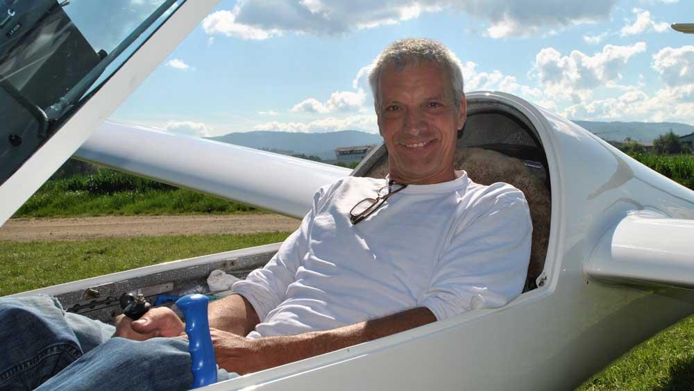 Pilot Lukas Etz