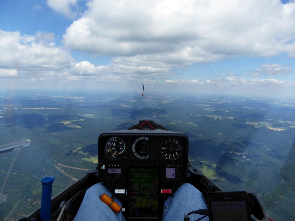 Streckenflug Wettbewerb